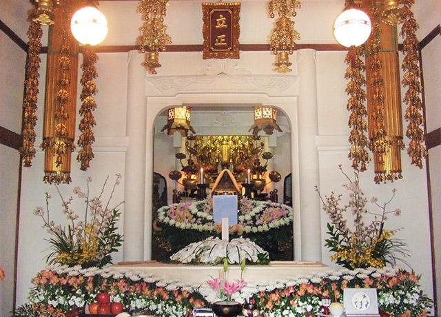 浅草壽仙院 ご葬式