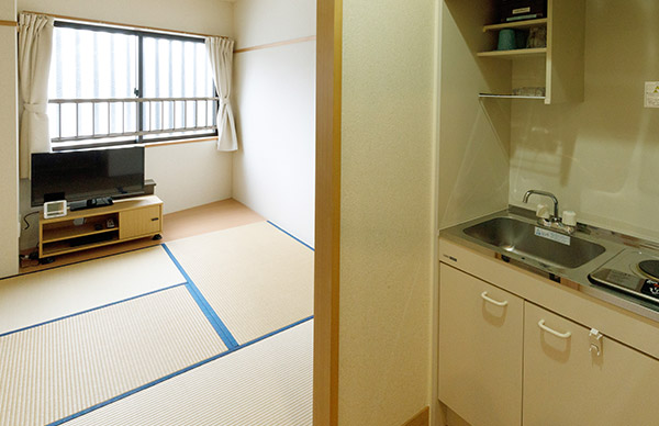浅草壽仙院 宿泊施設